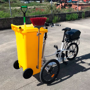 Electric Tricycles SBA-50PB
