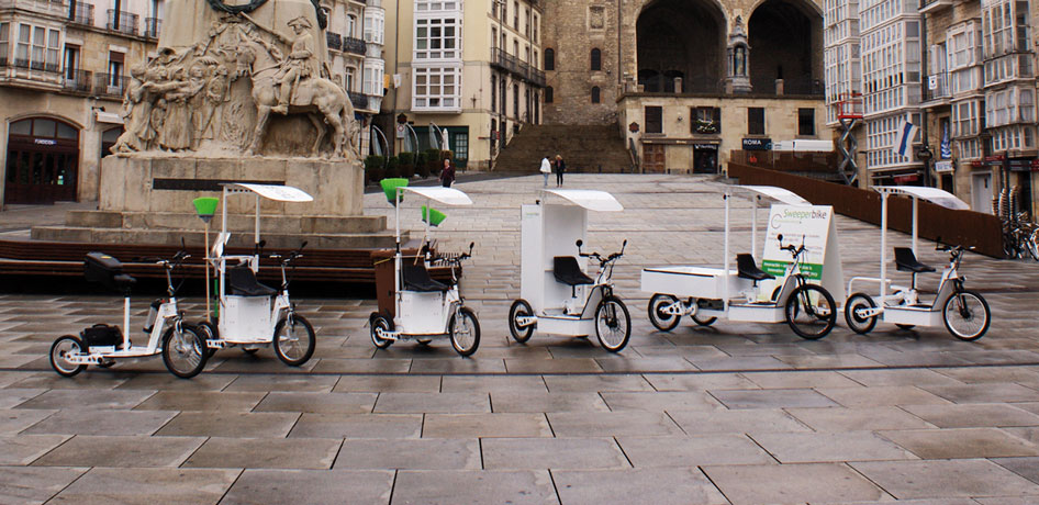Battery and Pedal powered Electric Tricycles