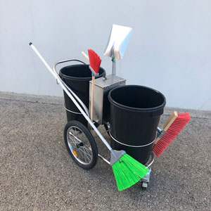 Street Orderly Barrows ECO 180 litres