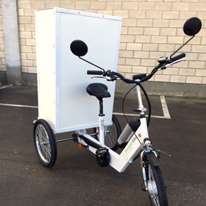 Electric Tricycles SB-50P
